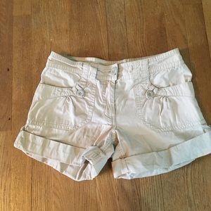 Pants - Khaki / Tan Shorts 8